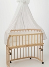 Babybay Verschlussgitter
